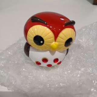 Owl paper stopper