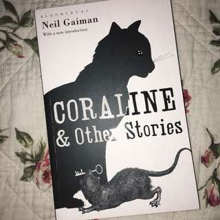 Coraline & Other Stories by Neil Gaiman