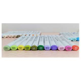 Copic Sketch 33 PCS