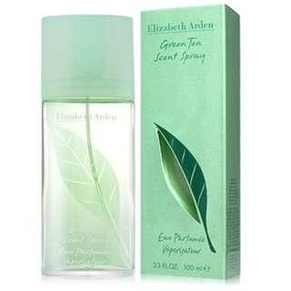 Elizabeth Arden Perfume - Elizabeth Arden Green Tea Scent Spray EDT/WOMEN/30ML/100ML