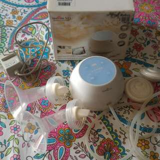 spectra m1 breastpump double