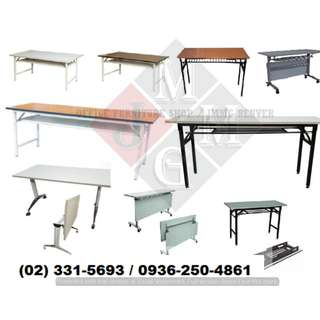 ** factory price_office folding table with layer