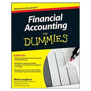 Financial Accounting For Dummies 1st Edition, Kindle Edition by Maire Loughran  (Author)