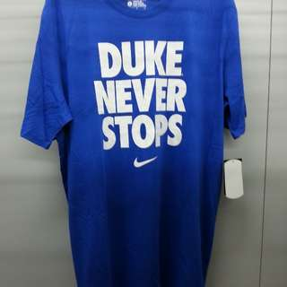 NCAA Nike duke tee