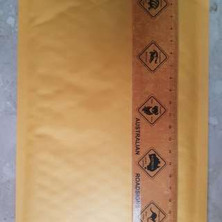 Bubble padded Envelope
