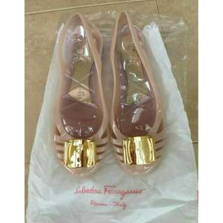 Jelly shoes premium