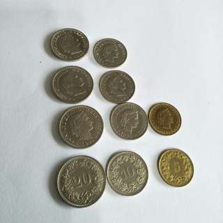 Old Coins  10pc sale $5