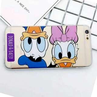 Donald & Daisy  IPhone殼