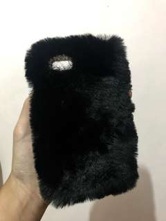 Iphone 7 Fur Case