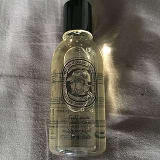 $4 Diptyque Shower Gel travel size 75ml