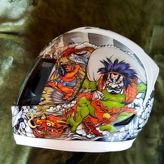 Icon Alliance Shakki Fullface Helmet