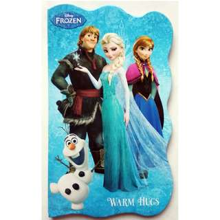 Disney Frozen - Warm Hugs - Board Book