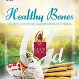 Greedy Dog Healthy Bones Milk 80g