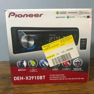 Authentic Brand: Pioneer - CD RDS Receiver