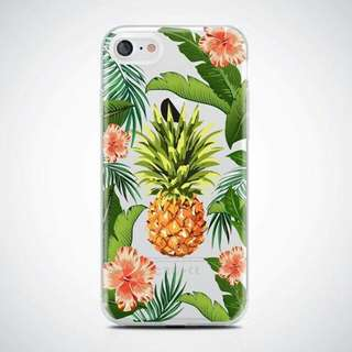 Pineappe clear case