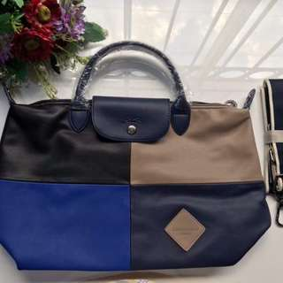 Authentic Longchamp Gary