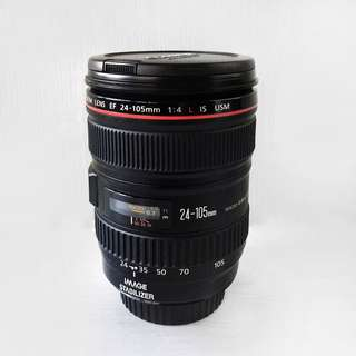 Canon EF 24-105mm f/4 I IS L USM Lens