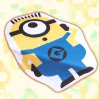 [Toreba] Minions maid premiums die cut Blanket