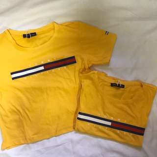 Tommy Hilfiger Semi Crop