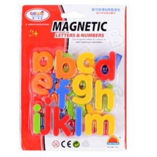 ABC abc 123 Magnets Sight Words / Learn word/ Educational Learning/ Cognitive development