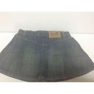 (二手品) 最後劈價 $100 D&G Dolce & Gabbana Skirts