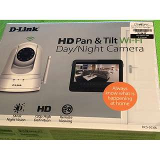 D-Link Camera BRAND NEW UNOPENED