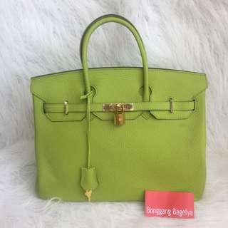 Hermes Togo Leather Birkin