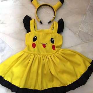 Pokémon dress