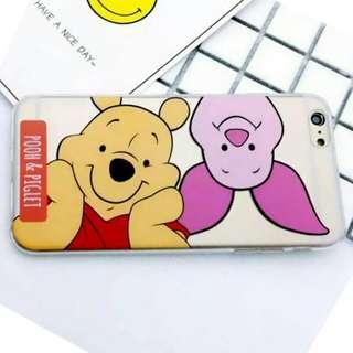Pooh & Piglet IPhone殼