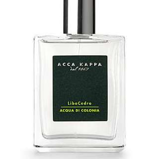 Men's cologne / Aqua Di Colonia. Libocedro by Acca Kappa.