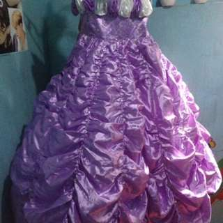 For rent /sale violet gown