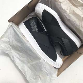 NEW Adidas Superstar Slip-On Shoes