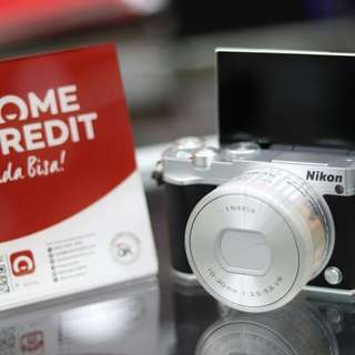 Kredit kamera mirrorless nikon 1 j5