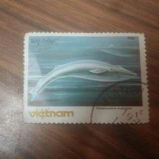 外國郵票 1985年