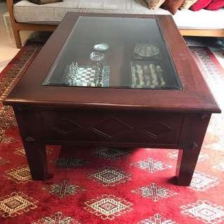 Mahagony coffee Table