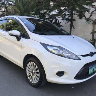 2013 Ford Fiesta AT 1.6
