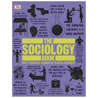 The Sociology Book Big Ideas Simply Explained eBook