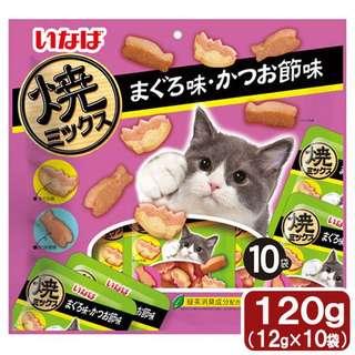 (現貨)Ciao 貓貓 粒粒零食 金槍魚·鰹魚味