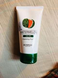 Skinfood Watermelon Cleansing Foam 150ml
