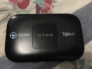 Globe Tattoo LTE Pocket WiFi