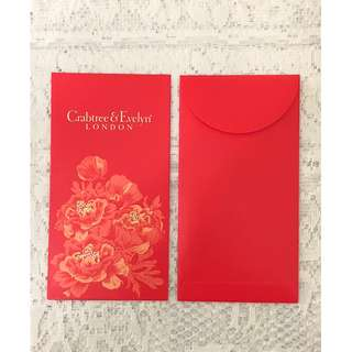 59. Red Packet - Crabtree & Evelyn