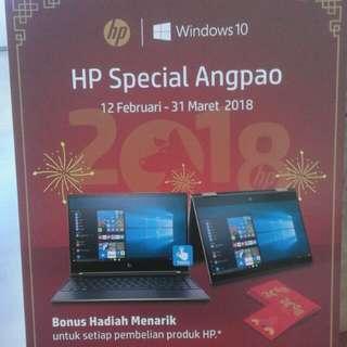 Promo Leptop HP bisa kredit tanpa CC