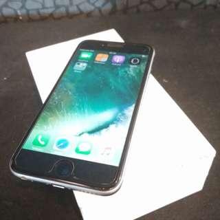 Iphone 6 16gb grey inter