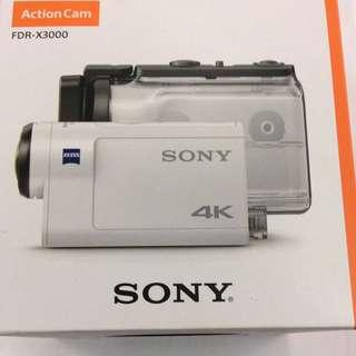 Sony 4K 運動攝影機