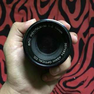 Lensa pentax manual