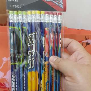 Disney Cars Pencil