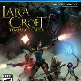 PS4 古墓奇兵:歐西里斯神殿 Lara Croft and the Temple of Osiris 現貨