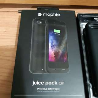 Mophie Juice pack air (iphone 7)