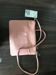 H&M Pink Cross Body Bag (brand new)