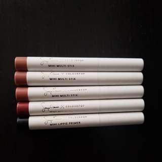 Colourpop mini multi sticks